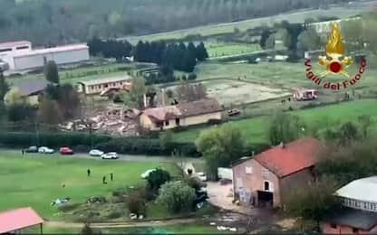 Esplosione ad Alessandria, coniugi Vincenti a processo il 4 maggio