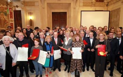 Milano, premiate 60 nuove botteghe storiche. FOTO