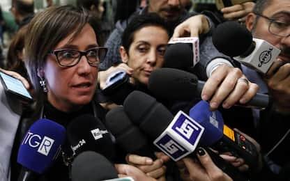 """Ilaria Cucchi: """"Valutiamo querela a Salvini per la frase sulla droga"""""""