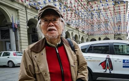 """Torino, ricoverato Leiji Matsumoto, il papà di """"Capitan Harlock"""""""