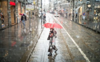Le previsioni meteo del weekend dal 16 al 17 maggio