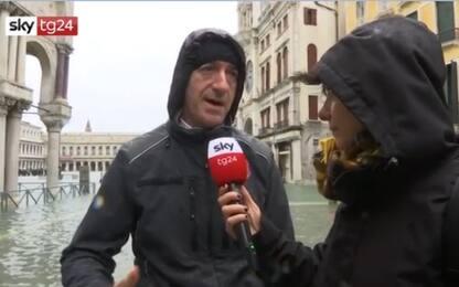 """Venezia, governatore Zaia: """"Danni per centinaia di milioni di euro"""""""