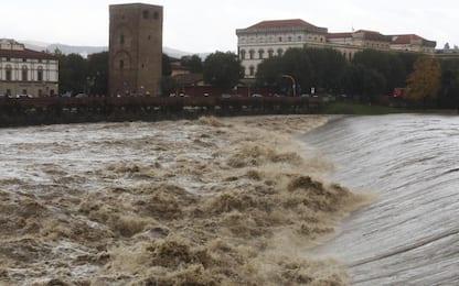 Maltempo, l'Arno rimane sotto il secondo livello di guardia a Firenze