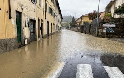 Allerta in Emilia e Toscana. Scuole chiuse in diverse città