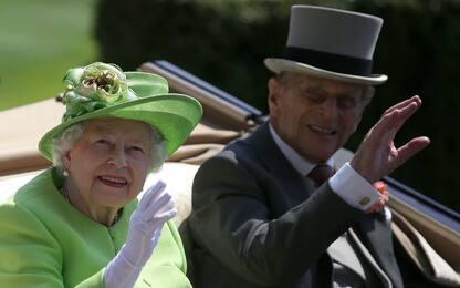 La regina Elisabetta e il principe Filippo: 73 anni di matrimonio