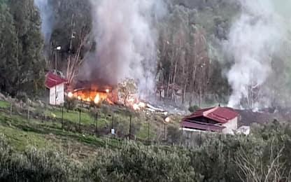 Barcellona Pozzo di Gotto, esplode una fabbrica: 5 morti