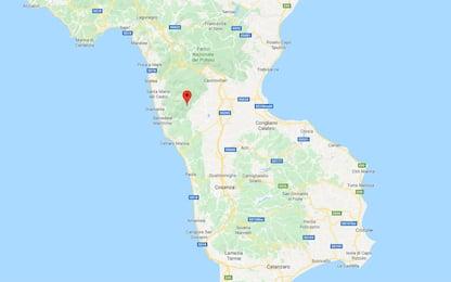 Terremoto a San Sosti, Cosenza. Scossa di magnitudo 2.7