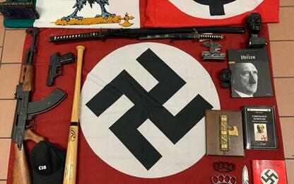 Indagine su costituzione di un partito nazista. FOTO