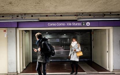 Milano, sciopero Atm: riapre linea Lilla della metro. FOTO