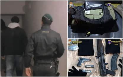 Operazione della guardia di Finanza: arrestati esponenti clan Bellocco
