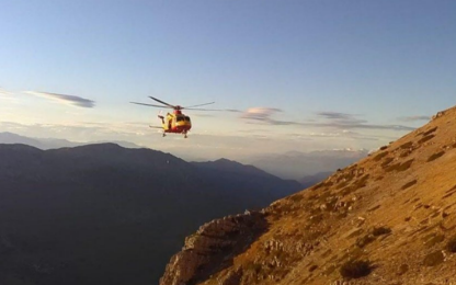 Abruzzo, trovati morti due escursionisti sulla Maiella