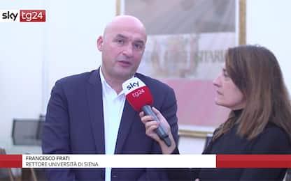 """Siena, professore elogia Hitler. Rettore a Sky Tg24: """"Inaccettabile"""""""