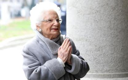 Mattarella: testimonianza Segre patrimonio dell'Italia