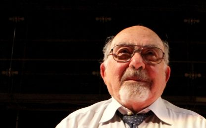 Morto Piero Terracina, tra sopravvissuti di Auschwitz. FOTO