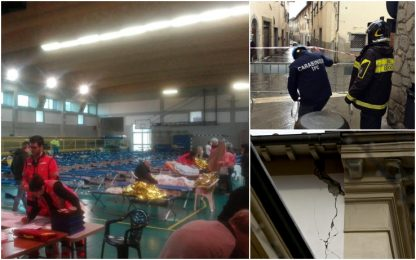 Firenze, terremoto Mugello: proseguono i controlli nelle case