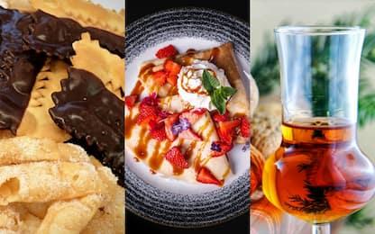Dalla pastiera alle crepes: le ricette più cercate nel 2019