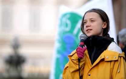 Coronavirus Torino, annullato Fridays For Future con Greta Thunberg