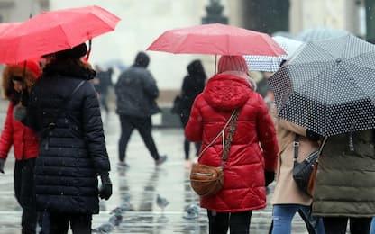 Meteo, le previsioni per lunedì 30 marzo