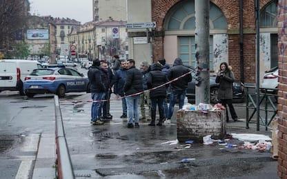 Torino, clochard accoltellata in strada: fermato un 21enne