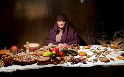 A Ventotene il tradizionale presepe vivente. FOTO