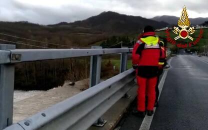 Mugello, trovato morto motociclista caduto nel fiume Santerno