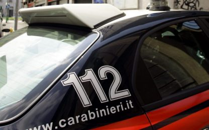 Caserta, carabinieri trovano 15 chili di droga in auto abbandonata