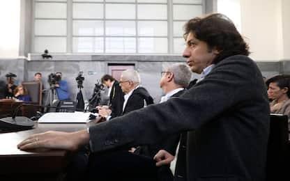 Milano, Cappato in tribunale riceve la notizia della morte della madre