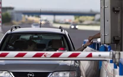 Autostrade proroga la sospensione dell'aumento dei pedaggi