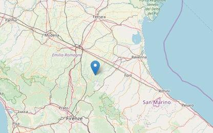 Terremoto, nel Bolognese scossa di magnitudo 2.8