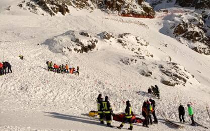 Val Senales, aperta inchiesta sulla valanga che ha ucciso tre persone