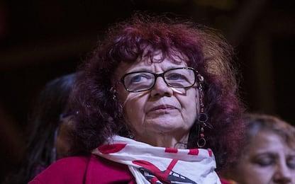 Bussoleno, fiaccolata No Tav in solidarietà a Nicoletta Dosio