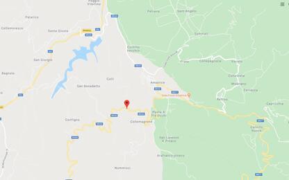 Terremoto Amatrice, scossa di magnitudo 2.3 vicino al centro storico