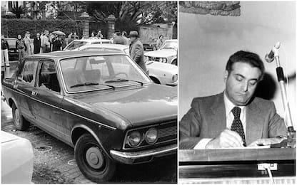Piersanti Mattarella, 40 anni fa l'omicidio a Palermo. FOTO