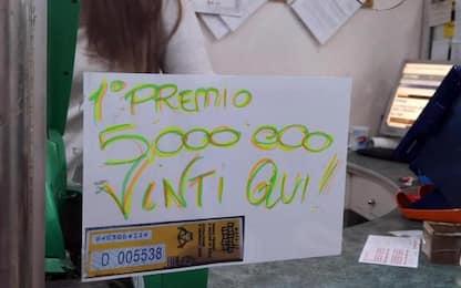 Lotteria Italia, biglietto vincente venduto in via San Donato a Torino