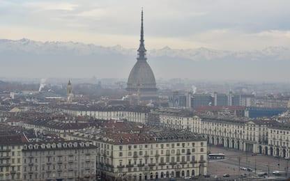 Inquinamento, a Torino blocchi del traffico auto fino a lunedì