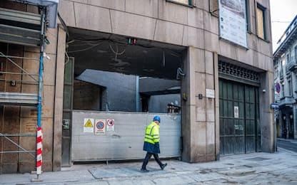 Milano, incidente sul lavoro vicino al Duomo: grave operaio