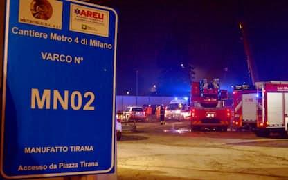 Milano, operaio morto nel cantiere M4: sciopero dei lavoratori 24 ore