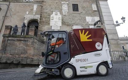 Ama, 40mila domande per 100 operatori ecologici part time a Roma