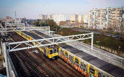 Scontro metro a Napoli, macchinista indagato dalla Procura