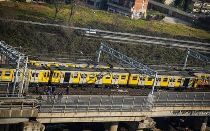 Napoli, scontro fra treni metropolitana: modifiche alla circolazione