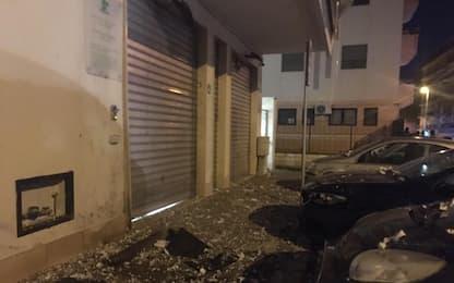 Foggia, nuovo attentato: bomba davanti a un centro per anziani