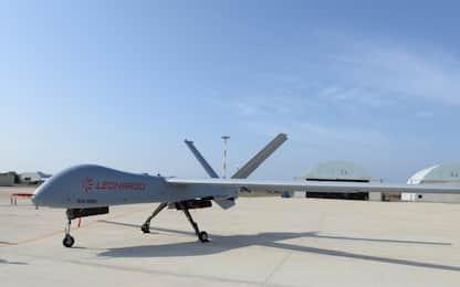 Leonardo, nuovo drone Falco Xplorer completa con successo primo volo