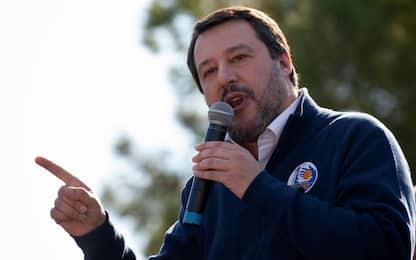 """Caso Gregoretti, udienza a Catania. Salvini: """"Abbiamo salvato vite"""""""