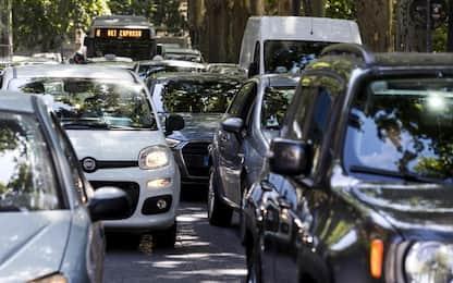 Roma è la seconda città al mondo dove si perdono più ore nel traffico