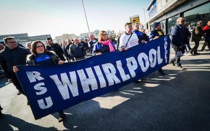 Whirlpool, sciopero unitario di 16 ore in tutta Italia