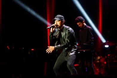Sanremo 2020, Rancore porta l'Eden al Festival. FOTO