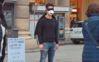 Coronavirus, Liberami da pregiudizio: il video degli italo-cinesi