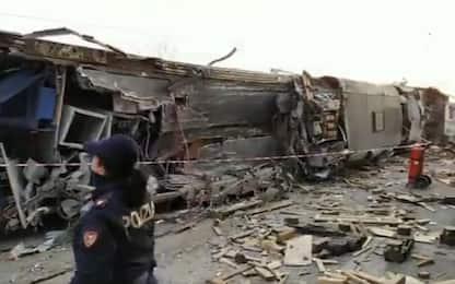 Treno deragliato Lodi, Fontana: poteva essere una tragedia più grave
