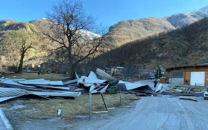 La tempesta Ciara sull'Italia: venti di burrasca