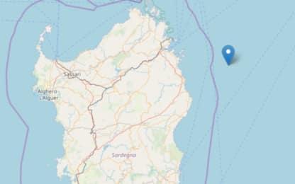 Sardegna, scossa di terremoto di magnitudo 3.5 al largo di Olbia
